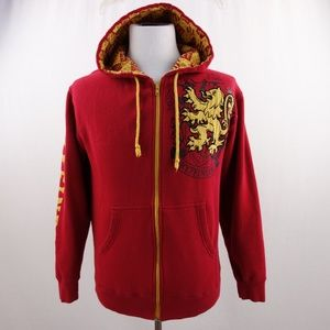 Harry Potter Gryffindor Crest Hoodie Sweatshirt